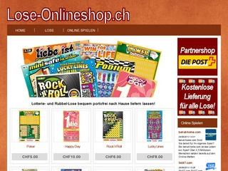 Lose-Onlineshop.ch
